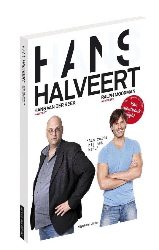 Hans halveert - Hans van der Beek |