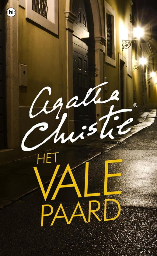 Het vale paard - Agatha Christie pdf epub