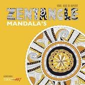 Zentangle mandala's. Teken, kleur en inspireer