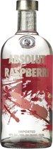 Absolut Raspberri - 1 x 70 cl