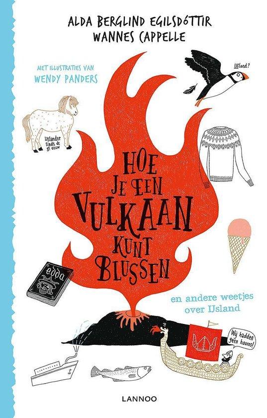 Hoe je een vulkaan kunt blussen - Alda Berglind Egilsdottir | Readingchampions.org.uk