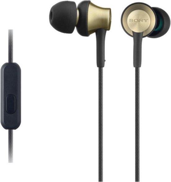 Sony MDR-EX650AP - In-ear oordopjes - Goud