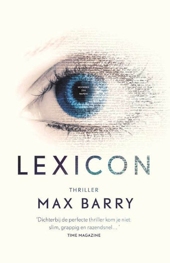 Lexicon - Max Barry |