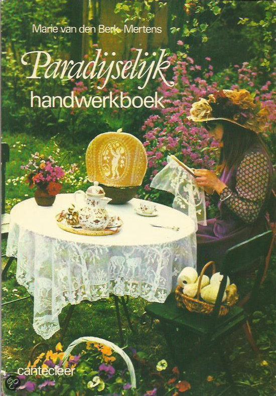 Paradijselijk handwerkboek - Berk Mertens  