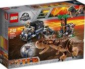 LEGO Jurassic World Gyrobolontsnapping van Carnotaurus - 75929