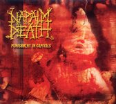 CD cover van Punishment in Capitals van Napalm Death