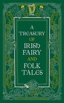 Boek cover A Treasury of Irish Fairy and Folk Tales van Various Authors (Hardcover)
