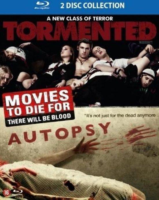 Cover van de film 'Tormented / Autopsy'