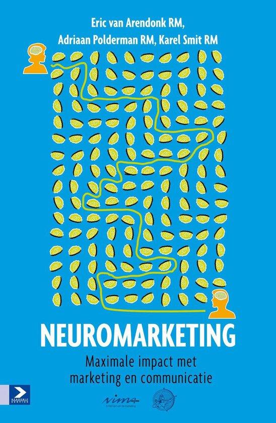 Neuromarketing - Eric van Arendonk | Fthsonline.com