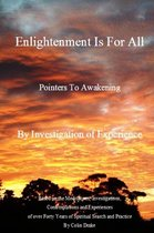 Enlightenment Is For All