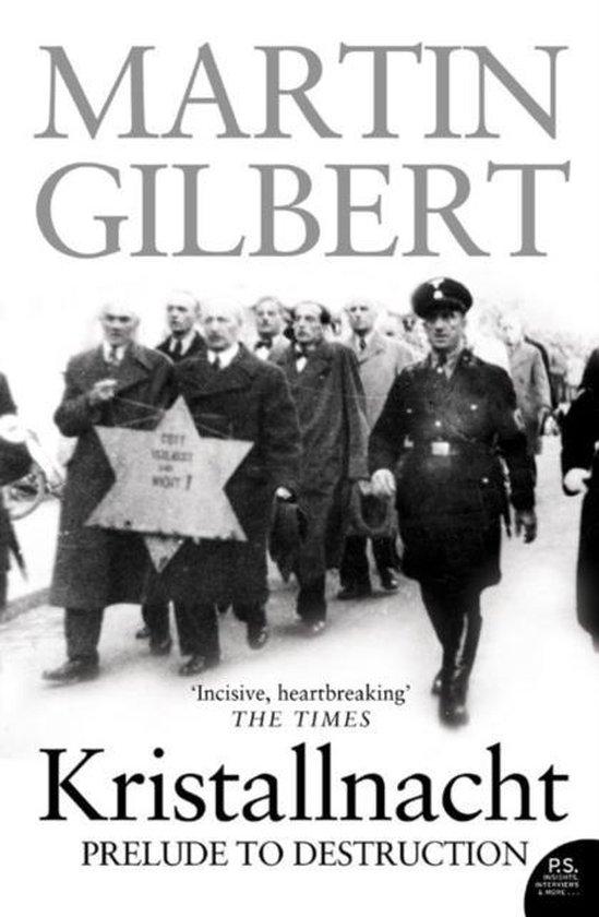 Kristallnacht: prelude to destruction