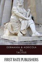 Boek cover Germania & Agricola van Tacitus