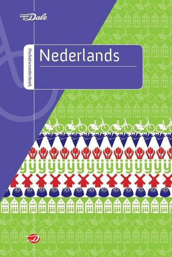 Pocketwoordenboek Van Dale | Nederlands