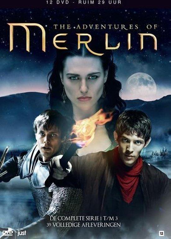 Cover van de film 'Adventures Of Merlin'