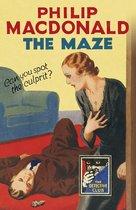 Omslag The Maze (Detective Club Crime Classics)