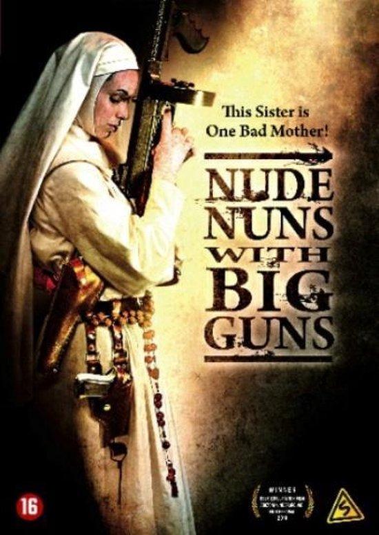 Cover van de film 'Nude Nuns With Big Guns'
