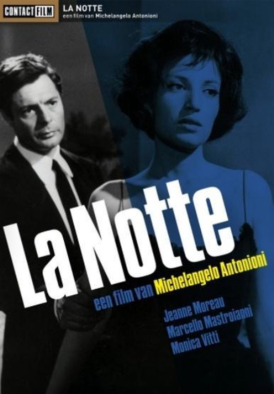 Cover van de film 'La Notte'