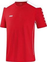 JAKO Copa - Voetbalshirt - Heren - Maat L - Rood/Wit