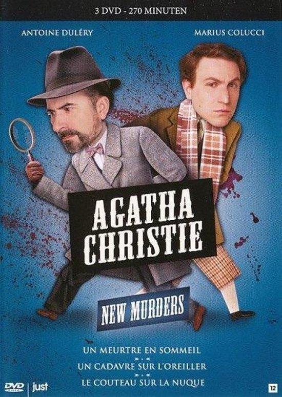 Cover van de film 'Agatha Christie - New Murders'