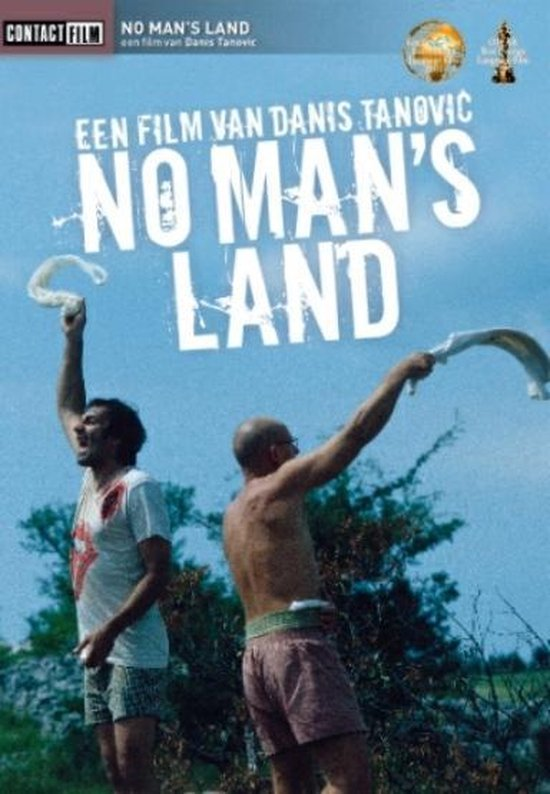 Cover van de film 'No Man's Land'