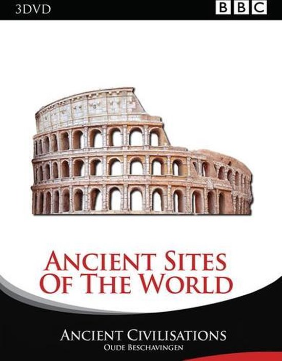Cover van de film 'Ancient Sites Of The World'