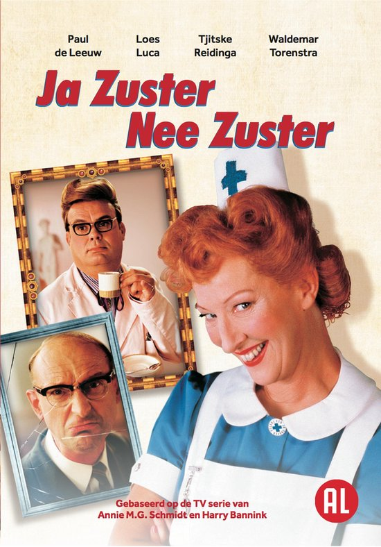 Cover van de film 'Ja Zuster Nee Zuster'