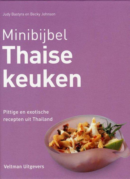 Minibijbel - Thaise keuken - Judy Bastyra |