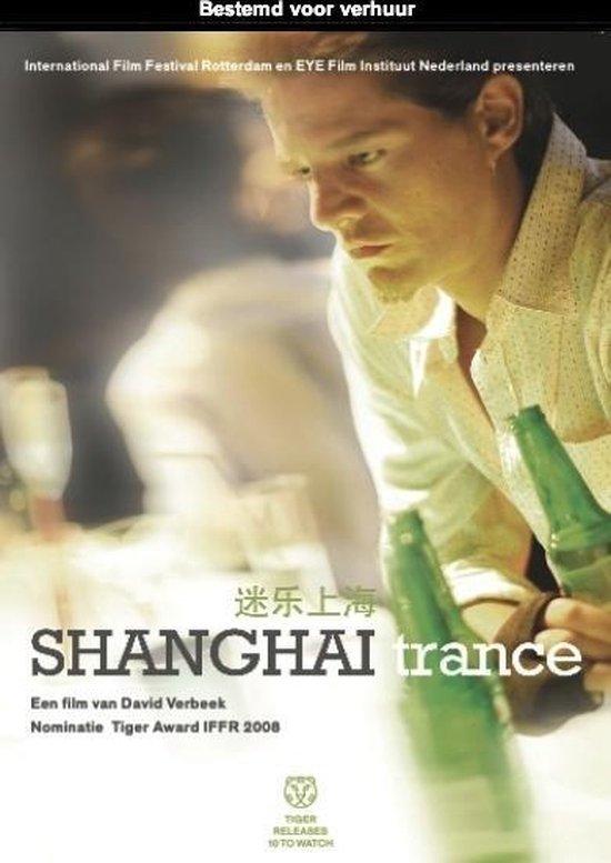 Cover van de film 'Shanghai Trance'