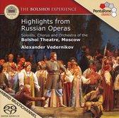 Highlights Russian Operas