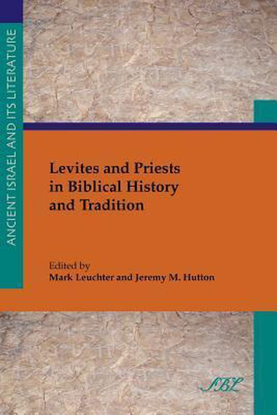 Boek cover Levites and Priests in Biblical History and Tradition van Mark Leuchter (Paperback)