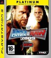 WWE Smackdown vs Raw 2009 - Platinum Edition