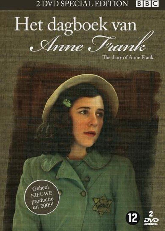 Cover van de film 'Dagboek Van Anne Frank'