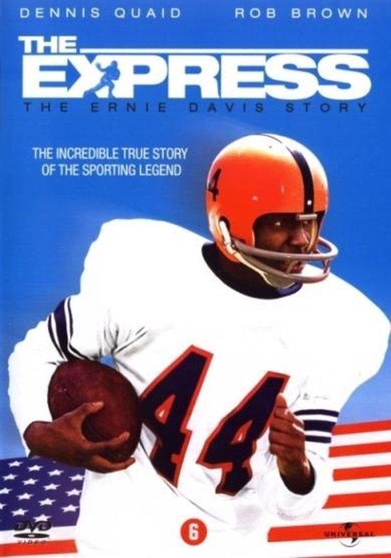 Cover van de film 'The Express'