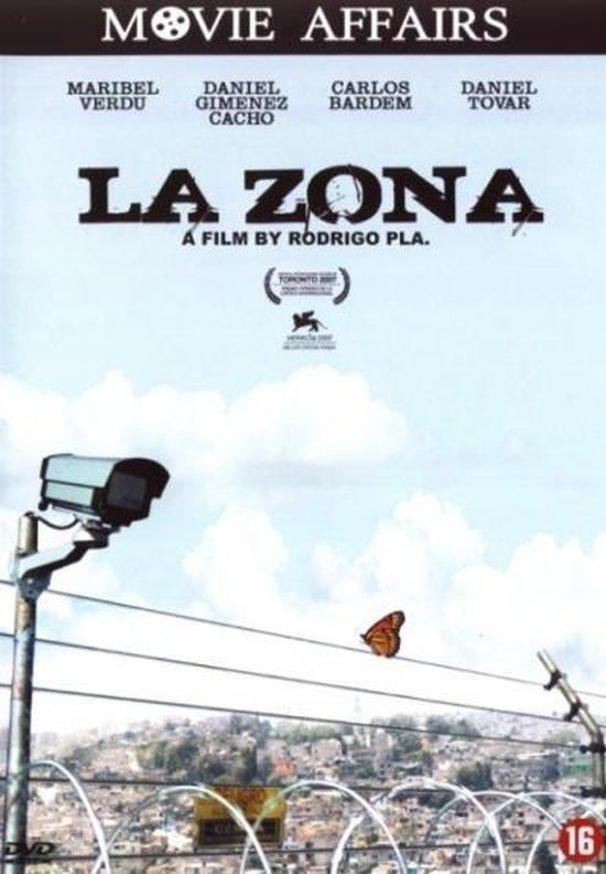 Cover van de film 'La Zona'