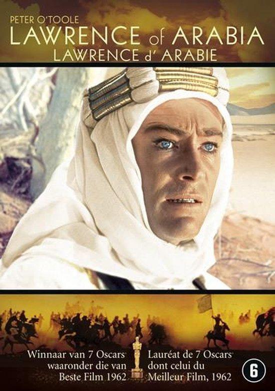 Cover van de film 'Lawrence Of Arabia'