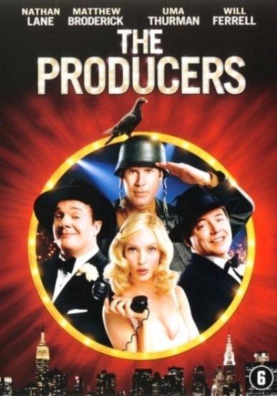 Cover van de film 'The Producers'