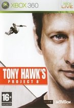 Tony Hawk: Project 8