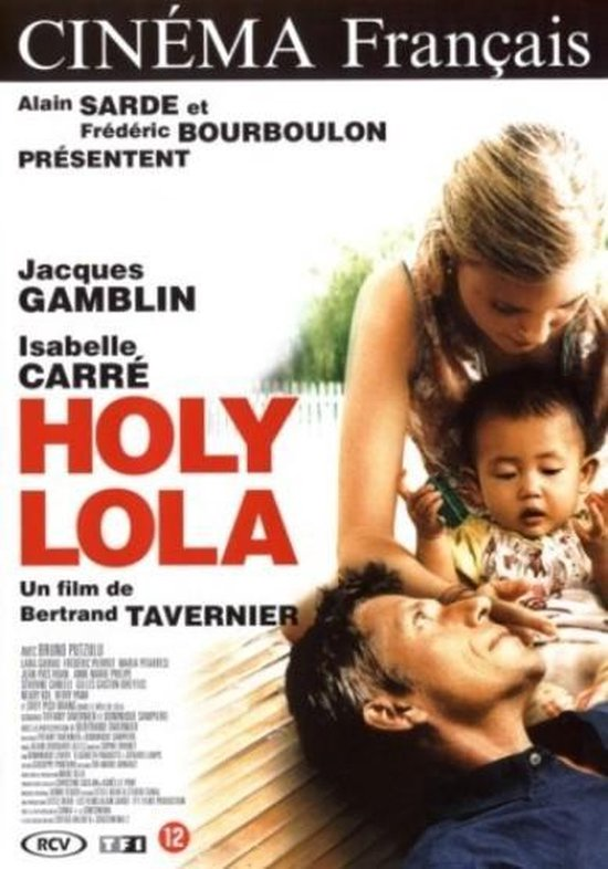 Cover van de film 'Holy Lola'
