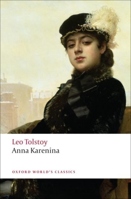 Boek cover Anna Karenina van Leo Tolstoy (Paperback)