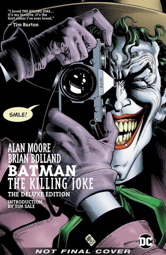 Boek cover Batman van A. Moore (Hardcover)