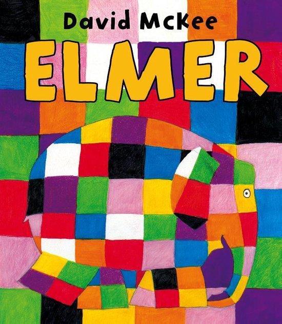 Elmer - David Mckee |