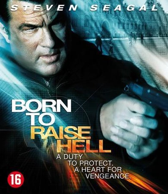 Cover van de film 'Born To Raise Hell'