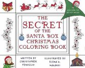 The Secret of the Santa Box Christmas Coloring Book