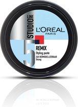 L'Oréal Paris Studio Line Remix Styling Paste - 150 ml - Strong