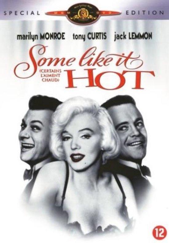 Cover van de film 'Some Like It Hot'