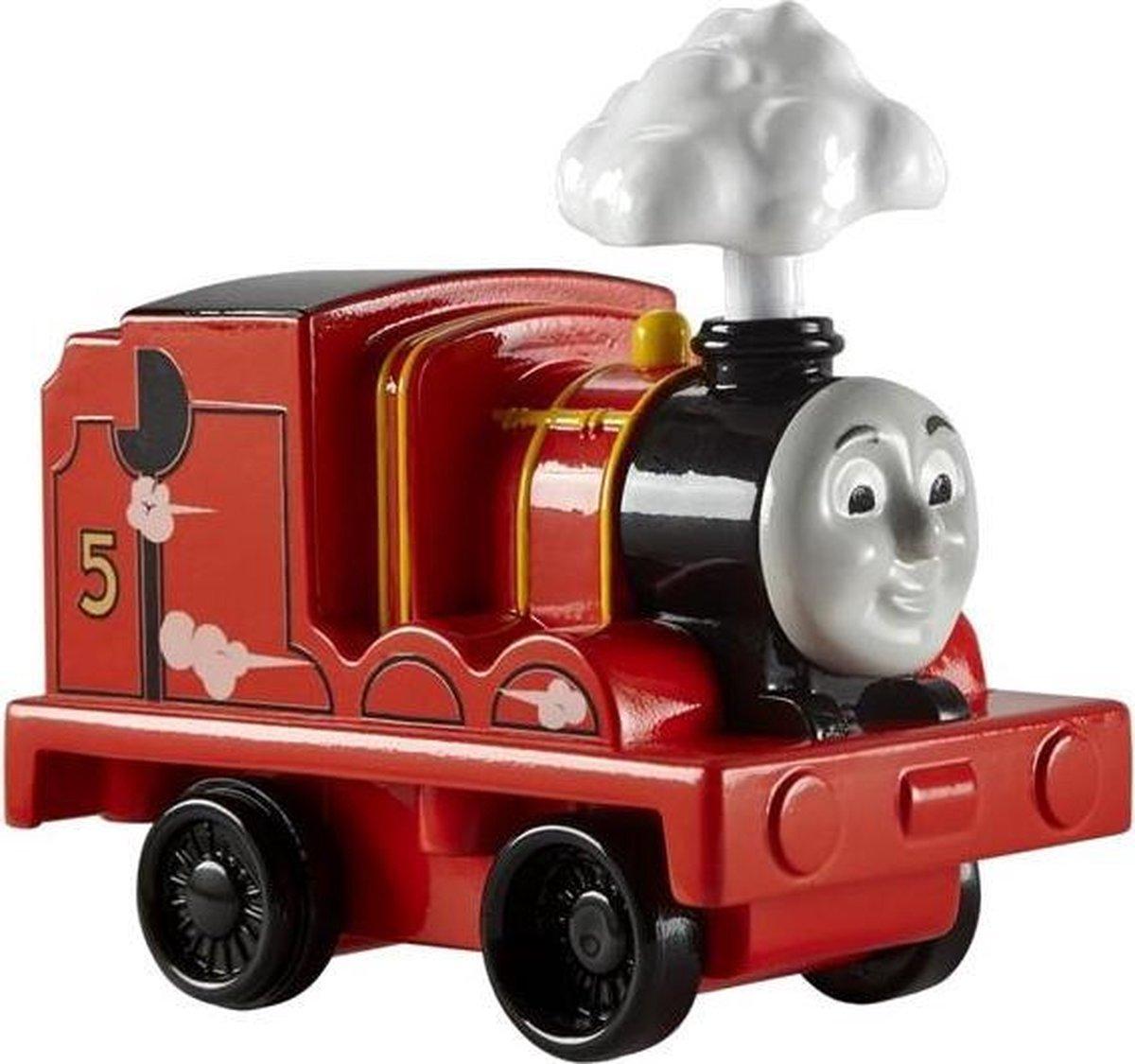 Fisher-price My First Thomas & Friends: Locomotief James 13 Cm