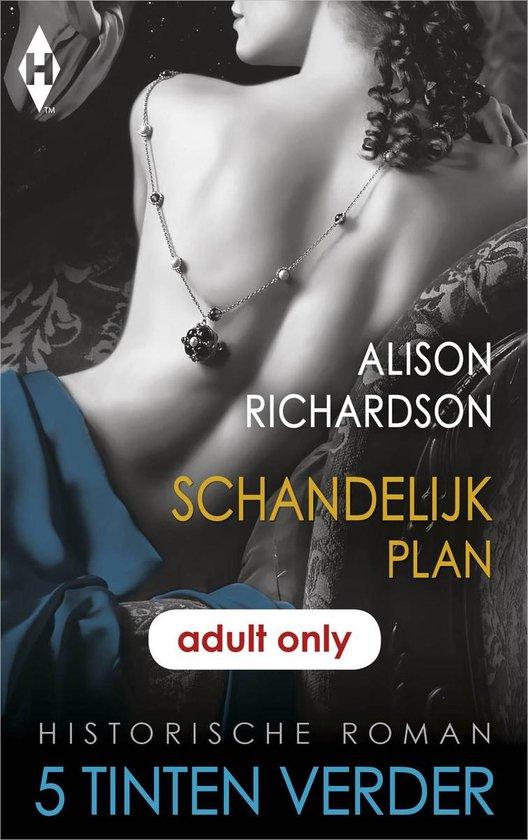 5 Tinten Verder - Historisch - Schandelijk plan - Alison Richardson |