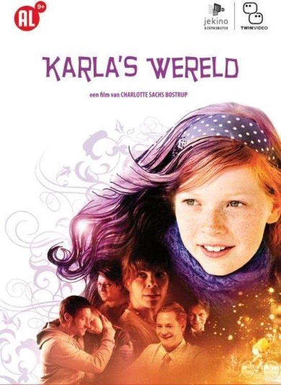 Cover van de film 'Karla's Wereld'