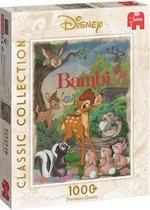Disney Classic Collection Bambi Movie 1000 Stukjes Puzzel