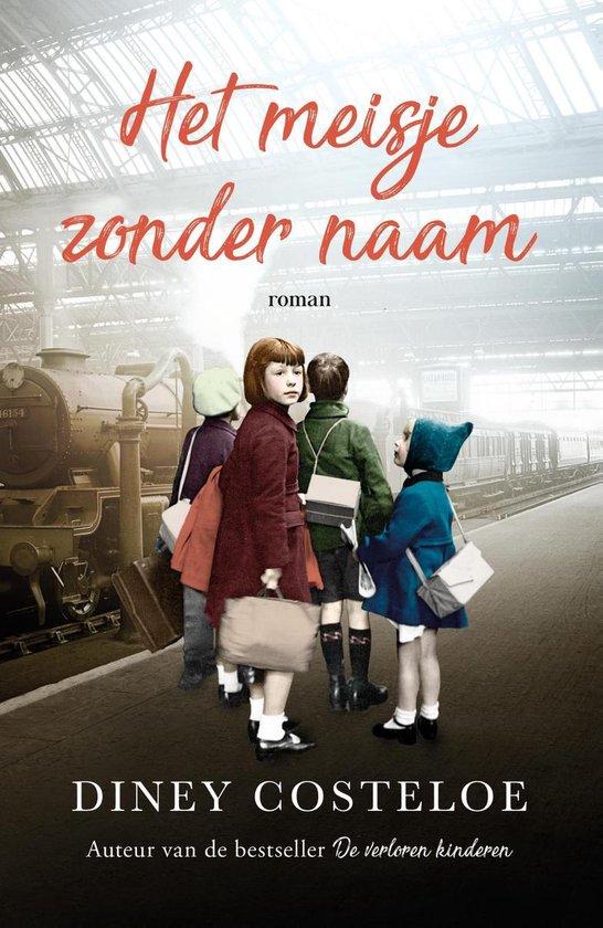 Boek cover Het meisje zonder naam van Diney Costeloe (Onbekend)